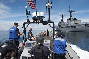 US-Philippines Coast Guard Cooperation in the Spotlight with Coast Watch Center Visit