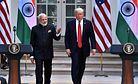 Trump Must Act Now on US-India Defense Relations