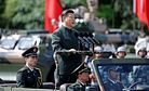 Hong Kong's Military Parade: From 'Greetings Leader' To 'Greetings Chairman'