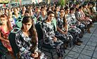 Hijab Hubbub: Tajikistan Sets Up Commission to Combat 'Alien' Clothing