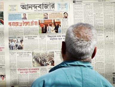 Why Bangladesh's Journalists Live in Fear