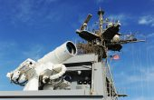US Navy Tests World's First Drone-Killing Laser Weapons System