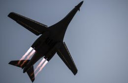 US B-1B Bombers Fly Over South China Sea, Drawing Chinese Protest