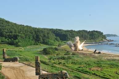 US, ROK Conduct Precision-Strike Drill in Response to North Korean ICBM Launch