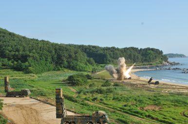 US, ROK Conduct Precision-Strike Drill in Response to North Korean ICBM Launch