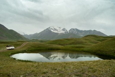 Did a Czech Company Just Sign on to Complete Kyrgyzstan's Hydropower Projects?