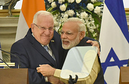 Modi's Passage to Israel