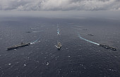 Malabar 2017: Trilateral Naval Exercise Concludes Amid India-China Standoff