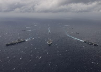 Maritime Asia Update: Malabar 2017, India's Project 75I Sub, and EEZ Surveillance