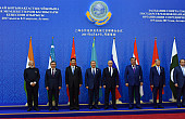 Can the SCO Bring India and Pakistan Together?