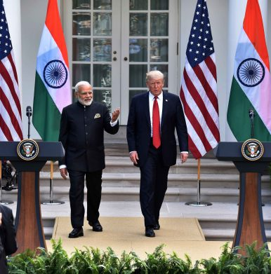 India's Choice: China or the United States
