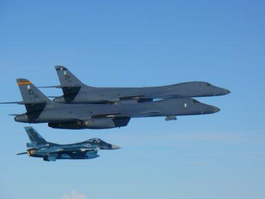 US Dispatches 2 Heavy Strategic Bombers to Korean Peninsula