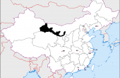 12 Regions of China: The Gansu and Ningxia Corridors