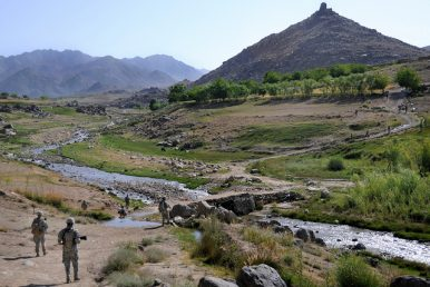 Afghanistan: All That Glitters Is Not Gold