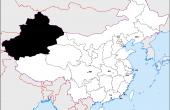 12 Regions of China: Xinjiang