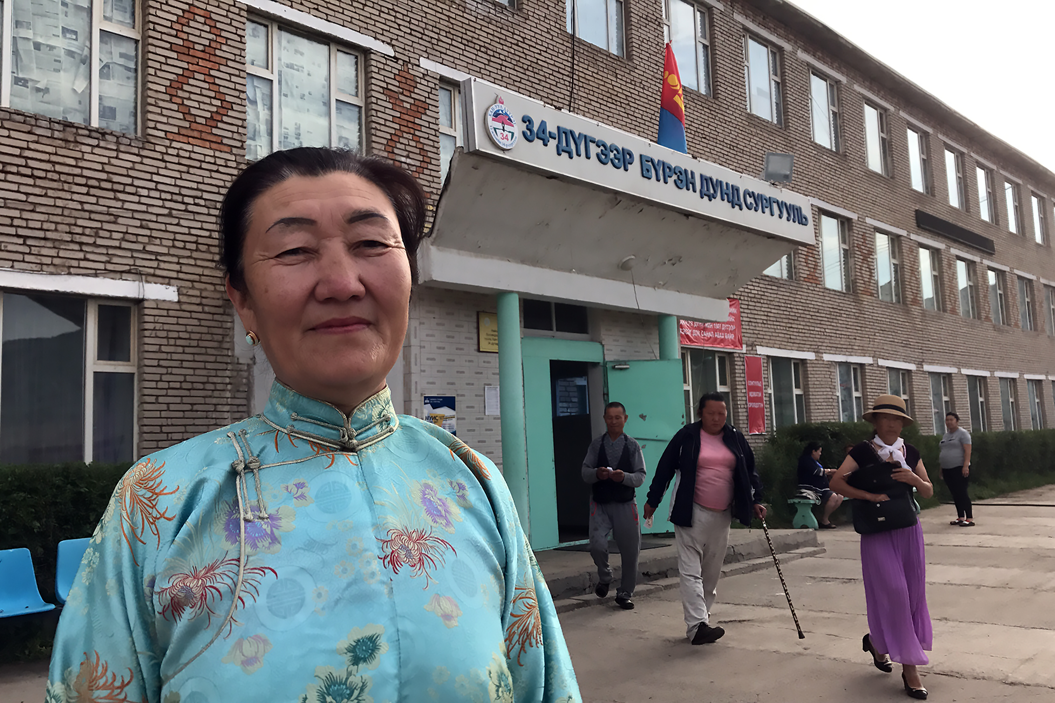 On the Mongolian Campaign Trail