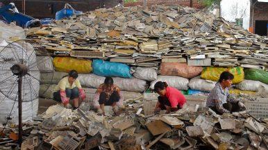 China 'Urgently' Bans Foreign Trash Imports