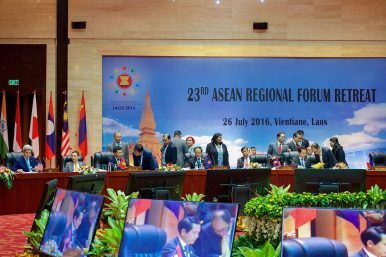Why Was a North Korean Official in the Philippines Before the ASEAN Regional Forum?