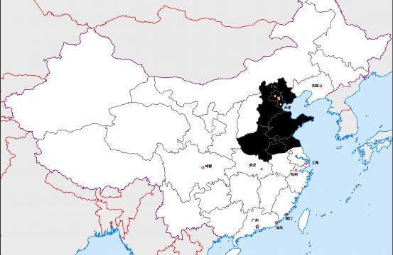 North China Plain Map 12 Regions of China: The North China Plain | The Diplomat