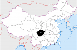 12 Regions of China: The Sichuan Basin