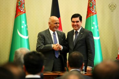 Afghanistan and Turkmenistan: A Model for Regional Economic Cooperation
