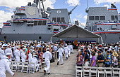 US Navy Commissions New Warship in Pearl Harbor to Counter 'Chinese and Russian Aggressiveness'