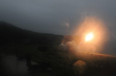 US, South Korea Fire Missiles in Response to North's ICBM Test