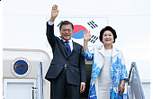 Chinese, South Korean Presidents Meet After North Korea ICBM Test