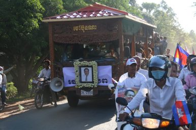 Cambodia Remembers Murdered Government Critic as Elections Loom