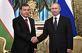 Russia and Uzbekistan's Renewed Security Partnership