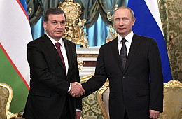 Russia and Uzbekistan's Renewed Security Partnership