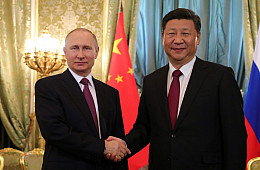 China, Russia Launch First Military Drills in Baltic Sea