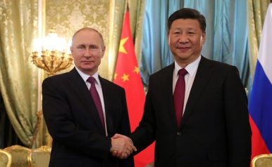 China-Russia Trouble on the Arctic Silk Road?
