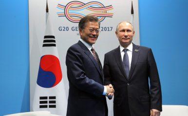 Russia's Korea Strategy