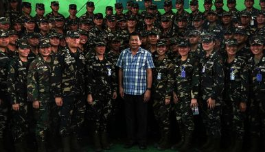 Duterte's Extended Martial Law and the Future of Marawi