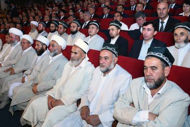 Tajikistan and Central Asia's Culture Wars