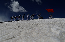China's Creeping Invasion of India