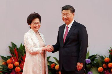The 20th Anniversary of Hong Kong's Handover