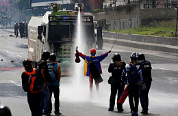 China and the Venezuela Crisis