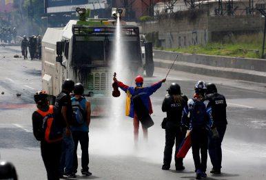 China and the Venezuela Crisis