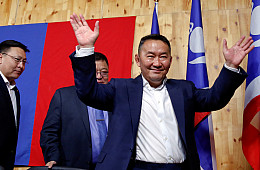 Mongolia Just Chose a New President. What Now?