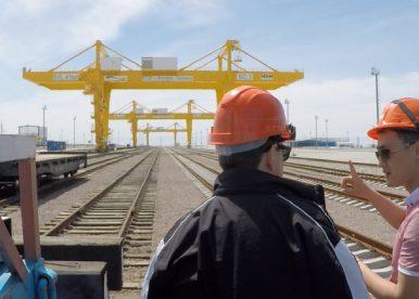 Russian Railpolitick and China's Belt and Road