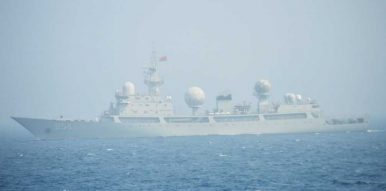 A Chinese Spy Ship May Have Observed a THAAD Intercept Test, But That's Just Fine