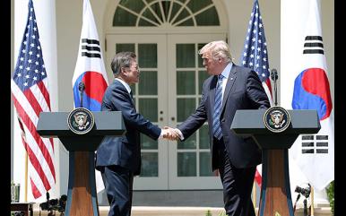 The South Korea-US Alliance: Responding to North Korea's ICBM Test