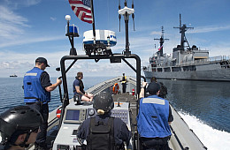 US-Philippines Maritime Security Cooperation in the Spotlight with Expanded Exercise
