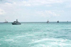 Mine Countermeasure Exercise Puts Indonesia-Singapore Military Ties into Focus