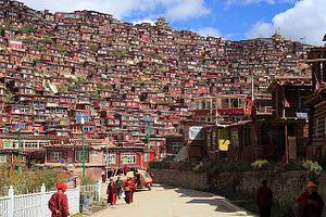 Why Is China's Government 'Demolishing' a Tibetan Buddhist Monastery?