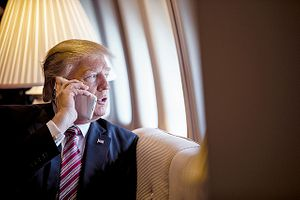Transcript of Trump's Terrible January Call With Turnbull Leaks