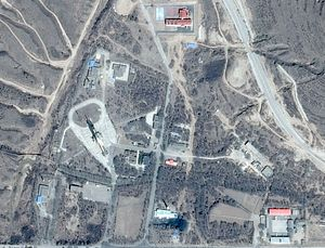 Chinese People's Liberation Army Rocket Force Flight Tests Older DF-4 ICBM
