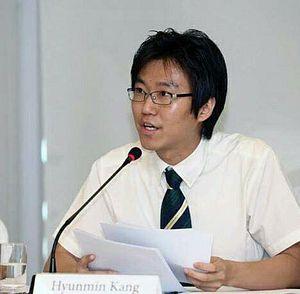 Hyunmin Michael Kang